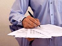 Куда нужно подавать уведомление об открытии расчетного счета