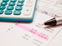 Выписка по расчетному счету организации