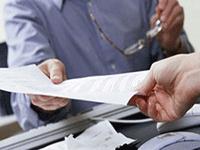 Этапы открытия расчетного счета
