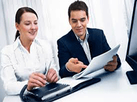 Процедура открытия расчетного счета
