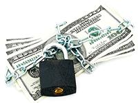 Арестованный банковский счет