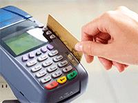 Расчет кредиткой