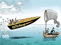 Проблемы с оффшорами