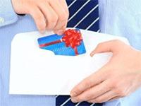 Кредитка по почте