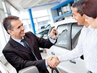 Продаем автомобиль