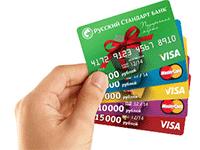 Кредитные карты Русский Стандарт