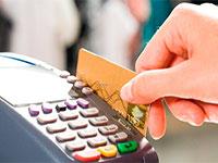 Оплата с помощью кредитной карты
