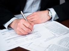 Заявление на открытие корреспондентского счета (субсчета)