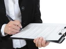 Опись расчетных документов