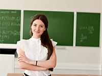 Молодой учитель